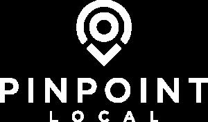 PinPoint Local logo white