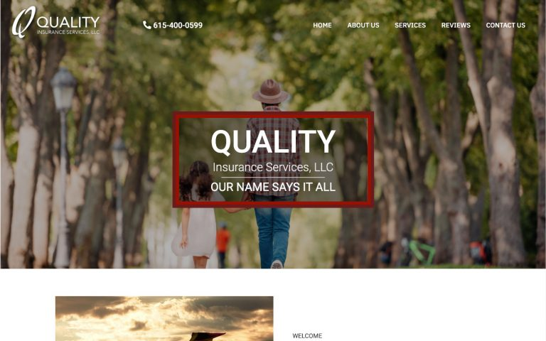 Quality Insurance homepage