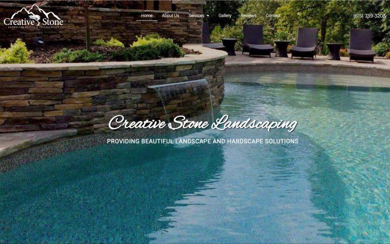Creative Stone Homepage Image